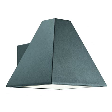 0141gy outdoor pyramid wall bracket