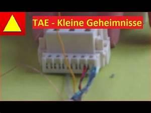 Tae Dose Anklemmen : analoge telefondose tae ein tutorial des rl ist kein mc mod youtube ~ Watch28wear.com Haus und Dekorationen