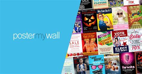 poster templates social media graphics postermywall