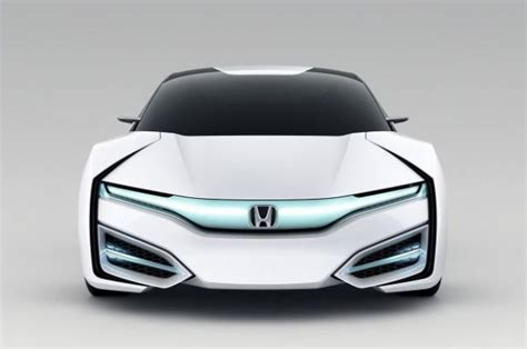 2019 Honda Fcev by Honda Fcev Concept News Price 2018 2019 New Hybrid