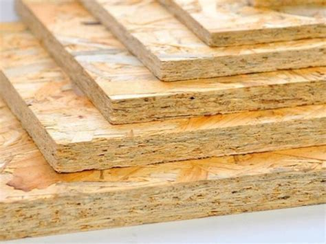 Oriented Strand Board (OSB)
