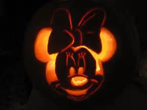 Minnie Mouse Pumpkin Carving Stencil Free by Pumpkin 1 My Underemployed Life