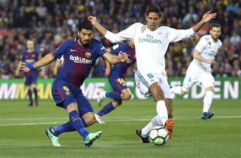 Cinco cosas que quizás no sabías de El Clásico Barcelona ...