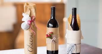3 beautiful handmade wine bottle gift wrap ideas wine occasions publix markets