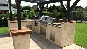Küchenzeile Selber Bauen : beefeater outdoor k che bauen mit ~ Watch28wear.com Haus und Dekorationen