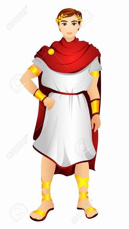 Greek Clipart Ancient Costumes Clip Cliparts Clipground