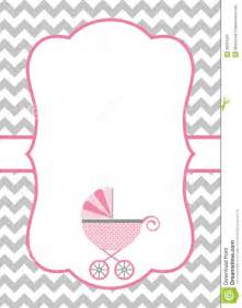 Baby Shower Invitations Layout Party Xyz