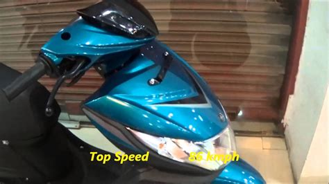 color with z yamaha z blue