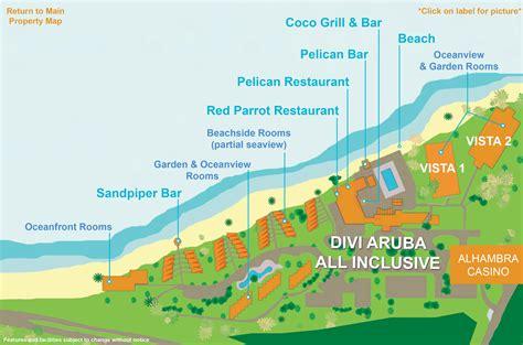 Divi Resort Aruba Divi Aruba Map Travel Aruba Map Vacation