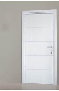 porte maison interieur blanche With porte de garage enroulable et porte interieur blanc laqué
