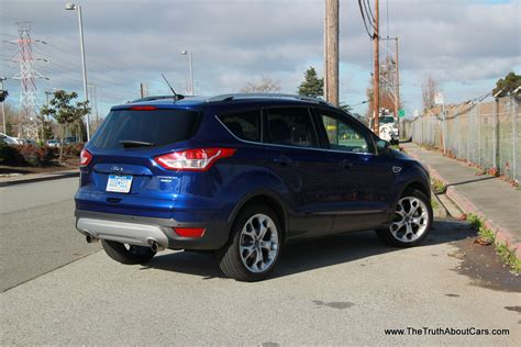 Ford Escape 2013 Reviews by Review 2013 Ford Escape Titanium Take Two The
