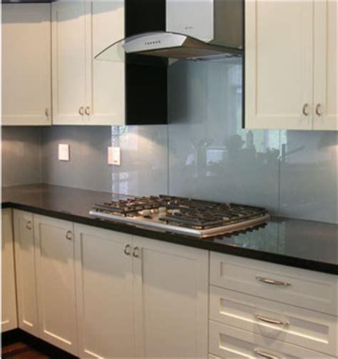 Kitchen With Glass Backsplash Glass Backsplash Shower Door Glass Railings And Kitchen Cabinet Rk Living