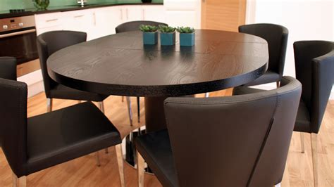large round dining table large size of dining room wood