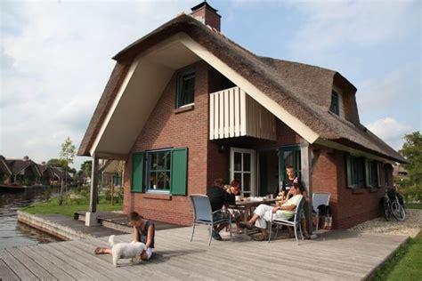 Ferienhaus In Wanneperveen, Giethoorn Mit Bootsliegeplatz