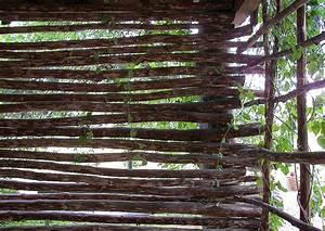 Aus Welchem Holz Werden Bögen Gebaut : hoher sichtschutz aus holz unkomplizierter eigenbau ~ Lizthompson.info Haus und Dekorationen
