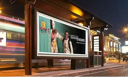 Outdoor Advertising Campaign Ad Event Mall Advantages