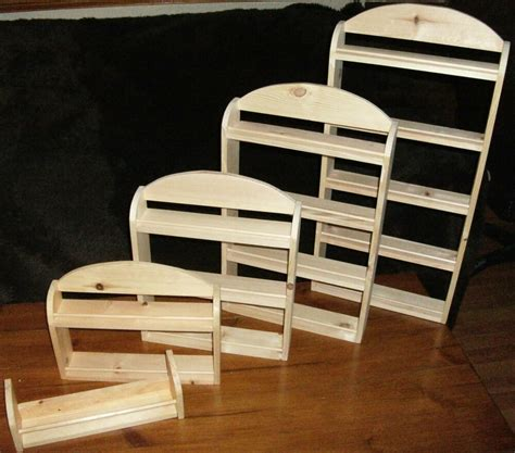 Wooden Spice Racks Uk by Wooden Spice Rack Made Ebay
