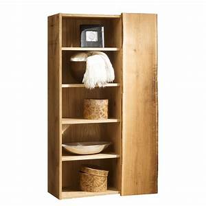 Schwebetürenschrank Nach Maß : hochschrank woodkid iii eiche massiv ge lt ~ Markanthonyermac.com Haus und Dekorationen
