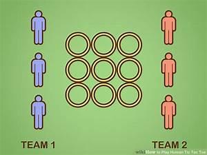 Tic Tac Toe Spiel : 3 ways to play human tic tac toe wikihow ~ Orissabook.com Haus und Dekorationen
