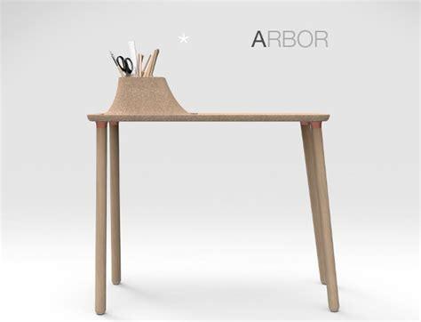 petit bureau d appoint arbor le bureau d 39 appoint par tim defleur esprit design