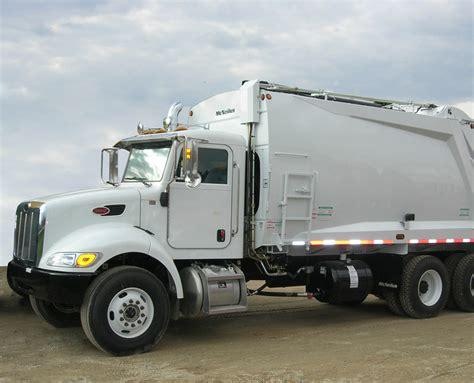 mcneilus heavy duty rear loader