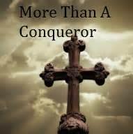 More Than a Conqueror | Cheryl Cope