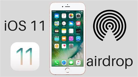 airdrop music from iphone to iphone airdrop in iphone x and iphone 8 ios 11 youtube Airdr