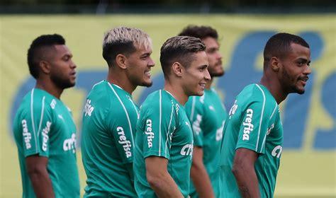 Numeração do Palmeiras sinaliza jogadores que podem deixar ...