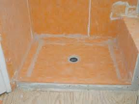 Schluter Ditra Tile Underlayment by Our Bathroom Was Old The Walls Were Crumbling No