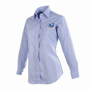 postal uniform shirt womens long sleeve for letter carrie With usps uniforms letter carrier