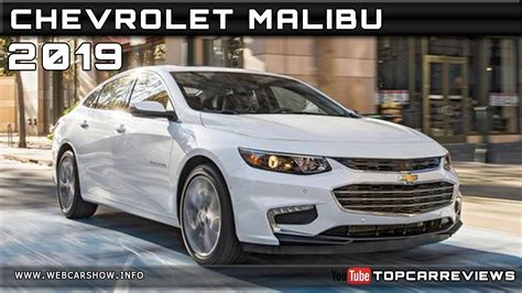 2019 Chevrolet Malibu Review Rendered Price Specs Release