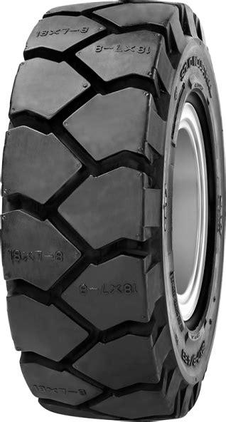 C8901 | Solid Forklift Tires | CST Tires