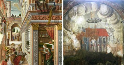 20 Historical Paintings That Prove Aliens Have Already ...