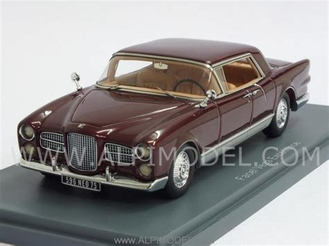 NEO 45096 Facel Vega Excellence 1958 (Amarant) 1/43