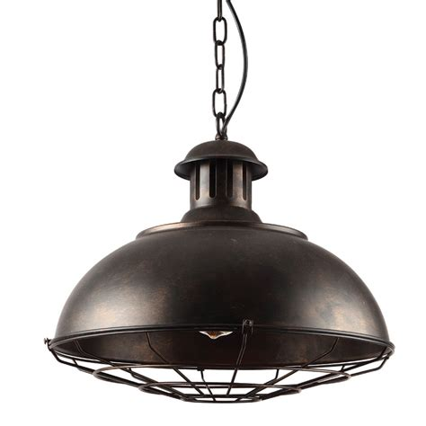 pelham cage shade 1 light chain pendant pendants