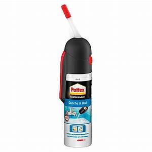 Sanitär Silikon Test : pattex sanit r silikon dusche bad wei 100 ml ~ Michelbontemps.com Haus und Dekorationen