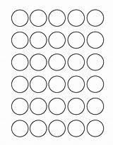 Pages Circles Coloring Printable Circle Template Stones Stepping La Print Templates Boom Tra Ay sketch template