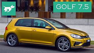 2017 Volkswagen Golf 7 5 Review  First Drive