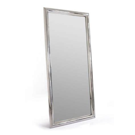 pour chaise de bureau miroir rectangulaire en inox