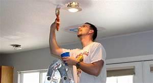 comment peindre un plafond peinture plafond With peindre plafond sans trace