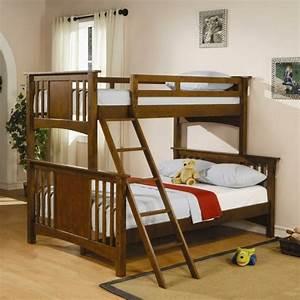Hochbett Holz Kinder : kinderzimmer mit hochbett einrichten f r eine optimale ~ Michelbontemps.com Haus und Dekorationen