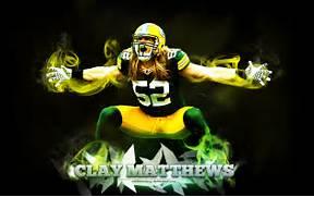 Clay Matthews Wallpape...