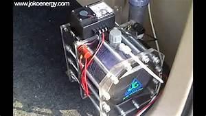 Fuel Saver  Hho  On Toyota Innova Diesel 2005