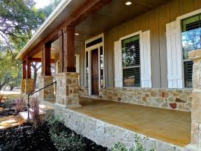 country house plans with wrap around porch hill country home 1608 high lonesome
