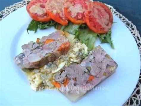 cuisine tete de veau recettes de tête de veau 2