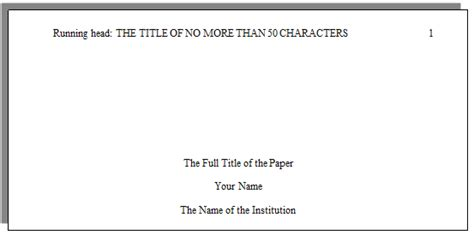 How Do I Set Up A Paper With Apa Formatting?