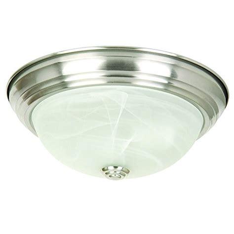 light ceiling flush mount fixture home room kitchen lamp hallway lighting decor