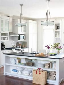 Kitchen island pendant lighting design : Kitchen lighting ideas hgtv
