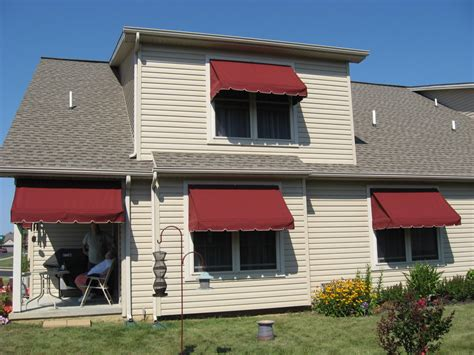 window awnings kreiders canvas service