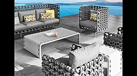 Die Außergewöhnlichen Designer Gartenmöbel Von Kenneth